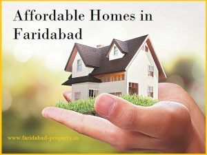 Affordable homes in Faridabad